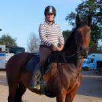 Charlie Carr horse help Brighton