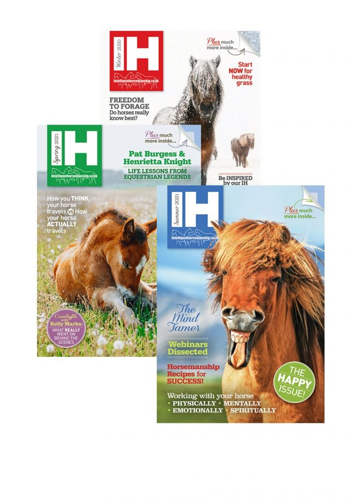 IH Magazines'