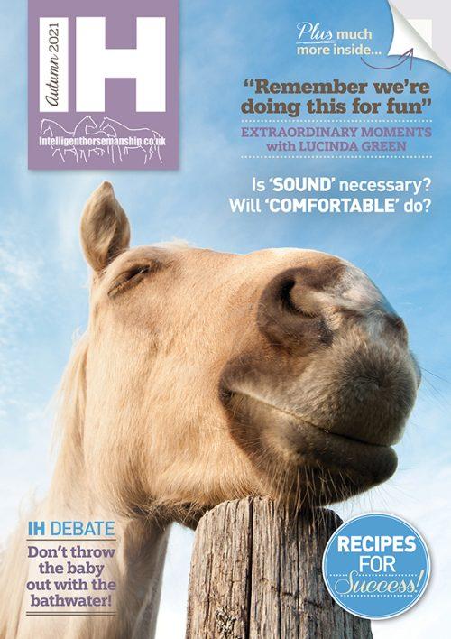 Autumn IH Magazine cover